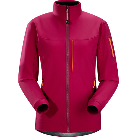 photo: Arc'teryx Women's Gamma MX Jacket soft shell jacket