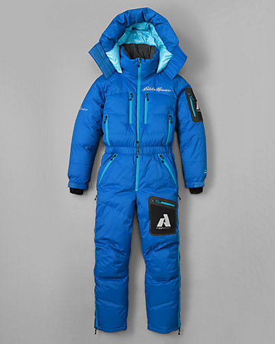 Eddie Bauer First Ascent Peak XV Down Suit
