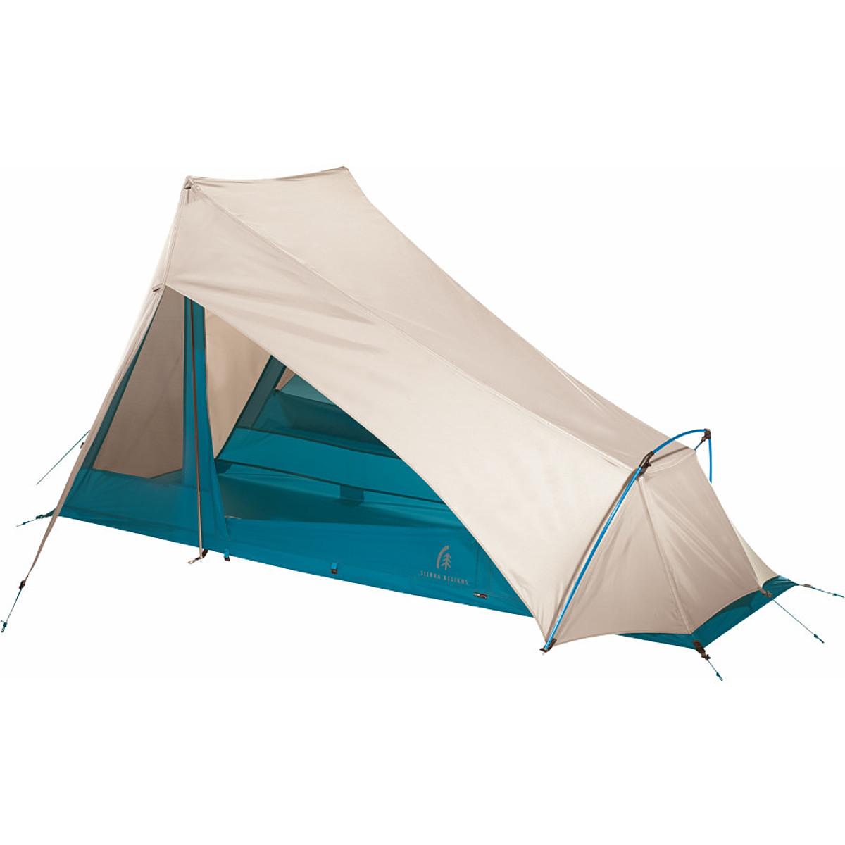 photo: Sierra Designs Flashlight 1 three-season tent