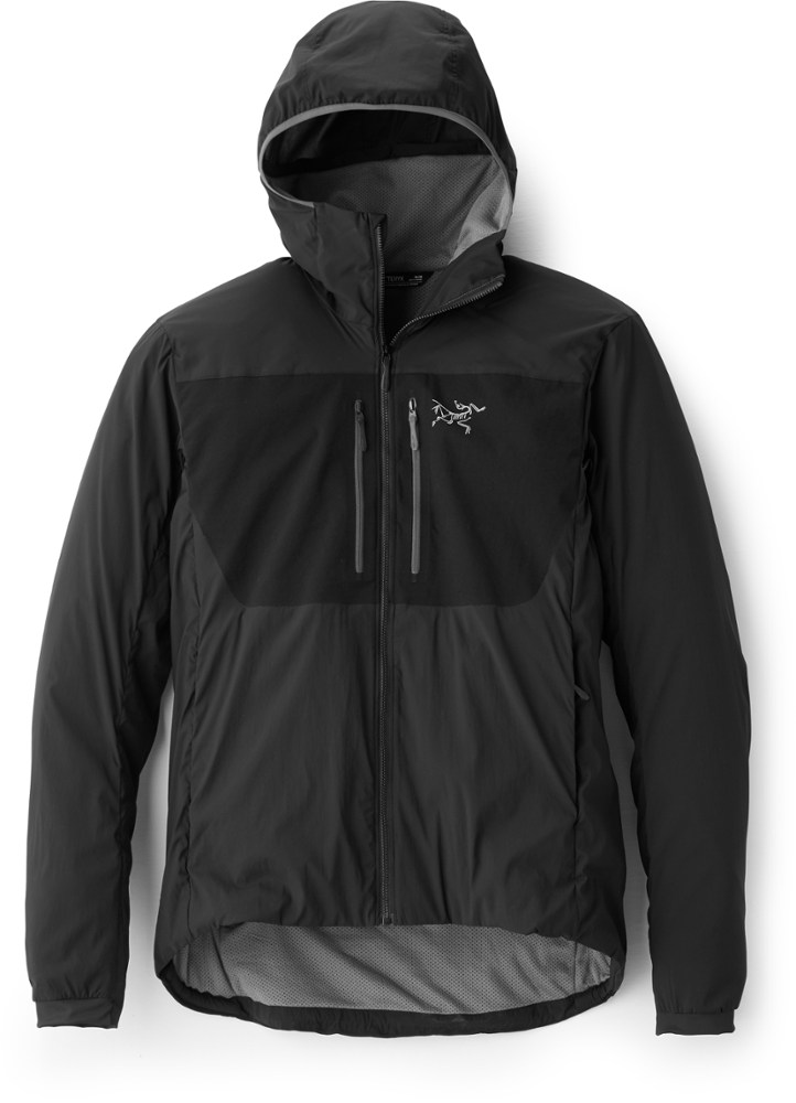 photo: Arc'teryx Proton FL Hoody synthetic insulated jacket
