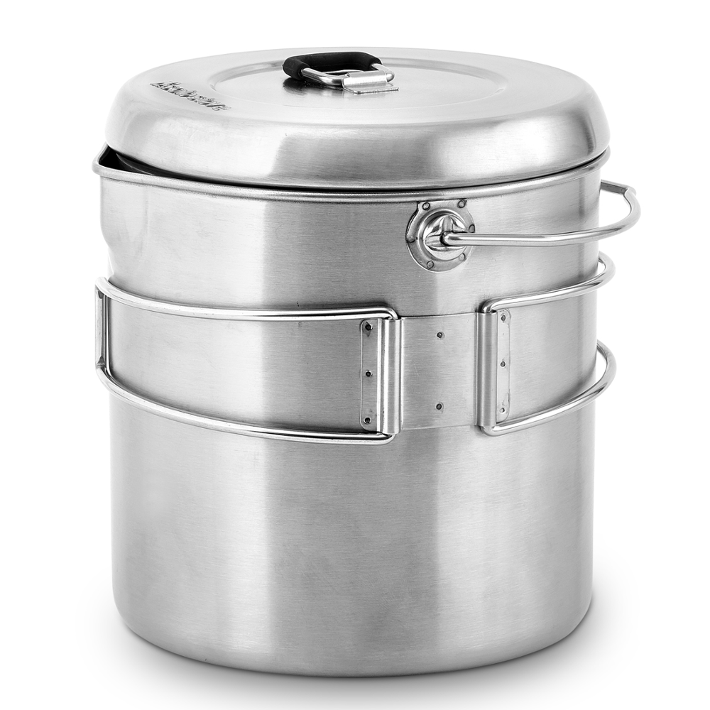 photo of a Solo Stove pot/pan