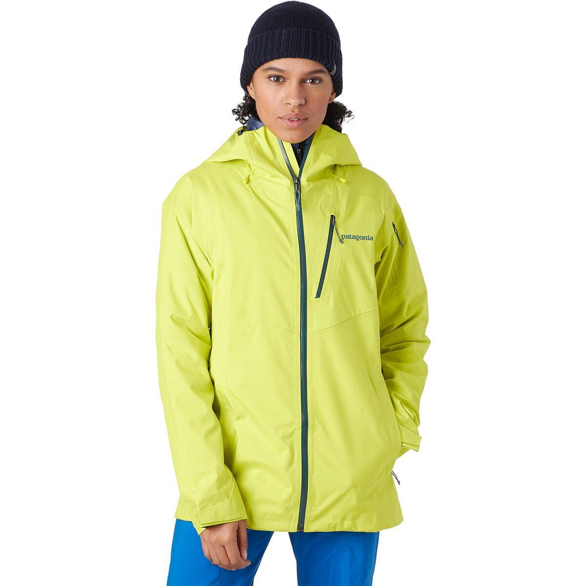 photo: Patagonia Women's SnowDrifter Jacket snowsport jacket