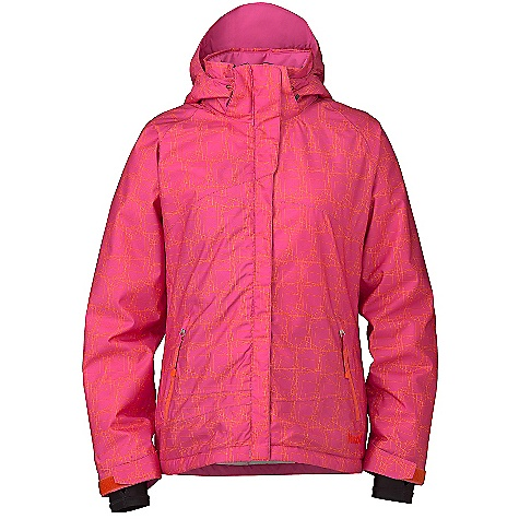 photo: Marker Melanie Jacket snowsport jacket