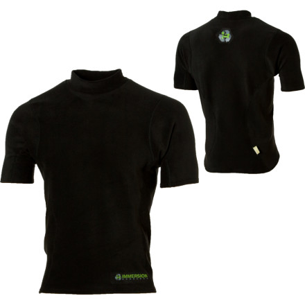 photo: Immersion Research Short Sleeve Thick Skin Rash Guard short sleeve rashguard