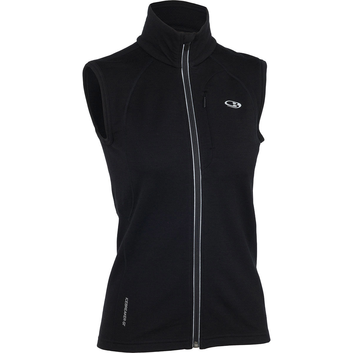 photo: Icebreaker Women's Quantum Vest fleece vest