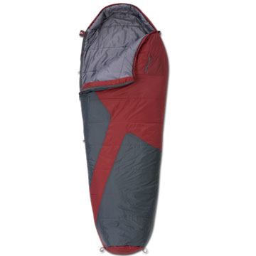 photo: Kelty Mistral 20 3-season synthetic sleeping bag