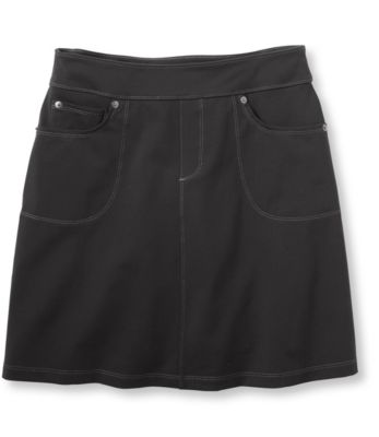 photo: L.L.Bean 5-Pocket Performance Skort hiking skirt