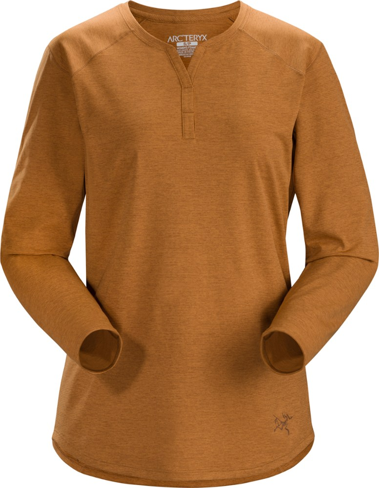 photo: Arc'teryx Kadem Top LS long sleeve performance top