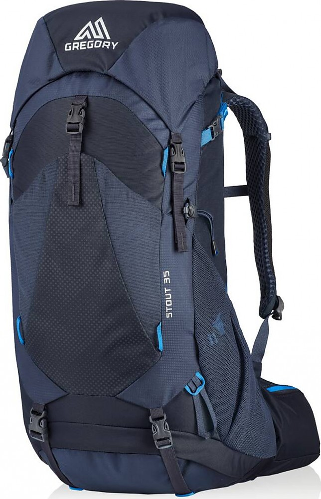 photo: Gregory Stout 35 overnight pack (35-49l)