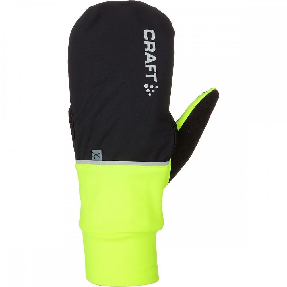 photo: Craft Hybrid Weather Glove glove/mitten