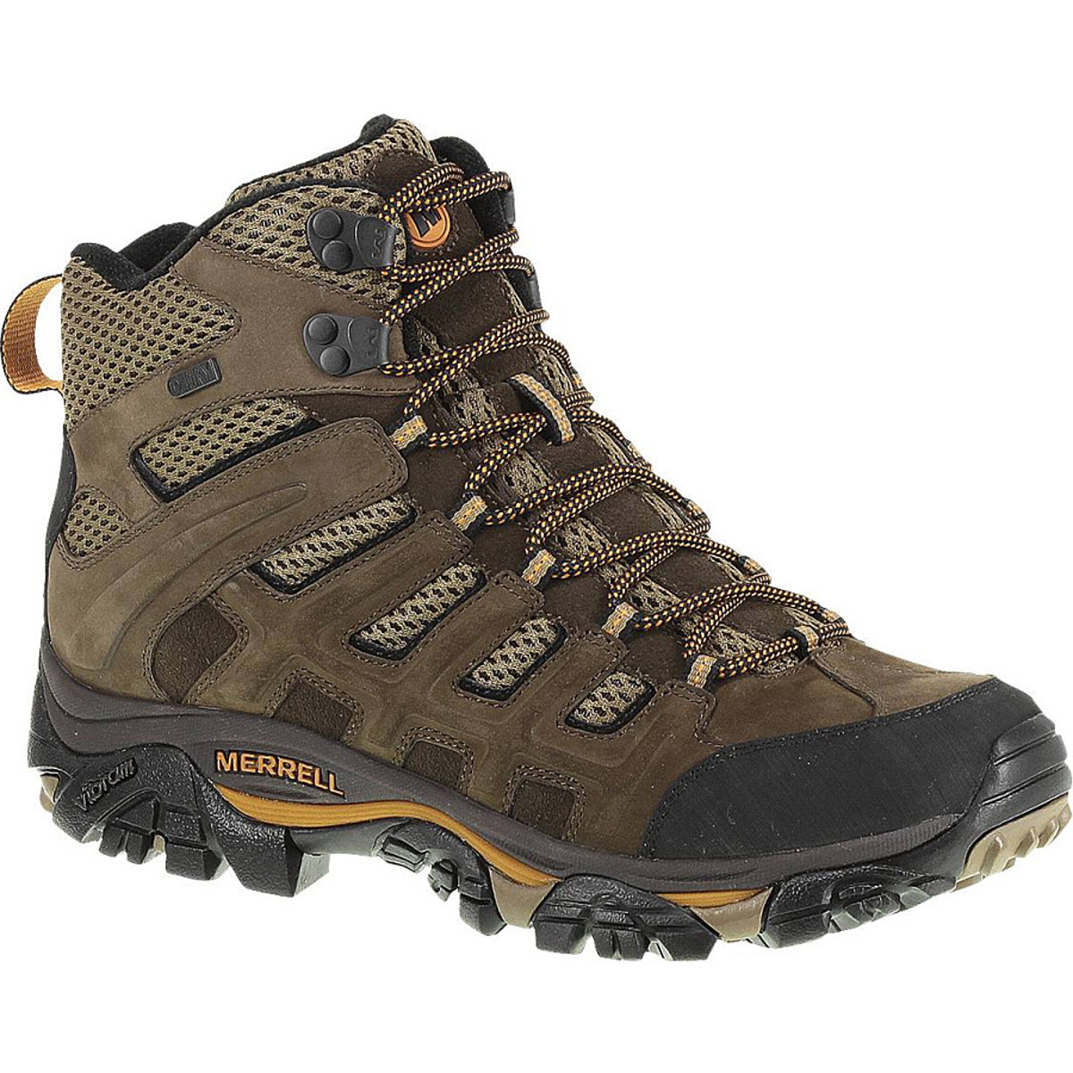 photo: Merrell Moab Peak Ventilator Waterproof hiking boot
