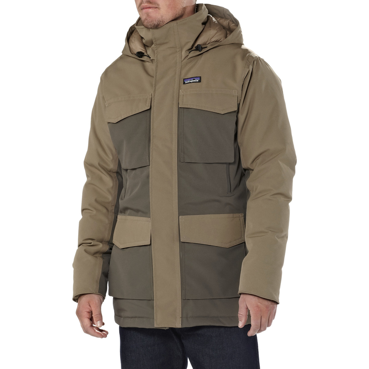 Patagonia Thunder Cloud Down Parka