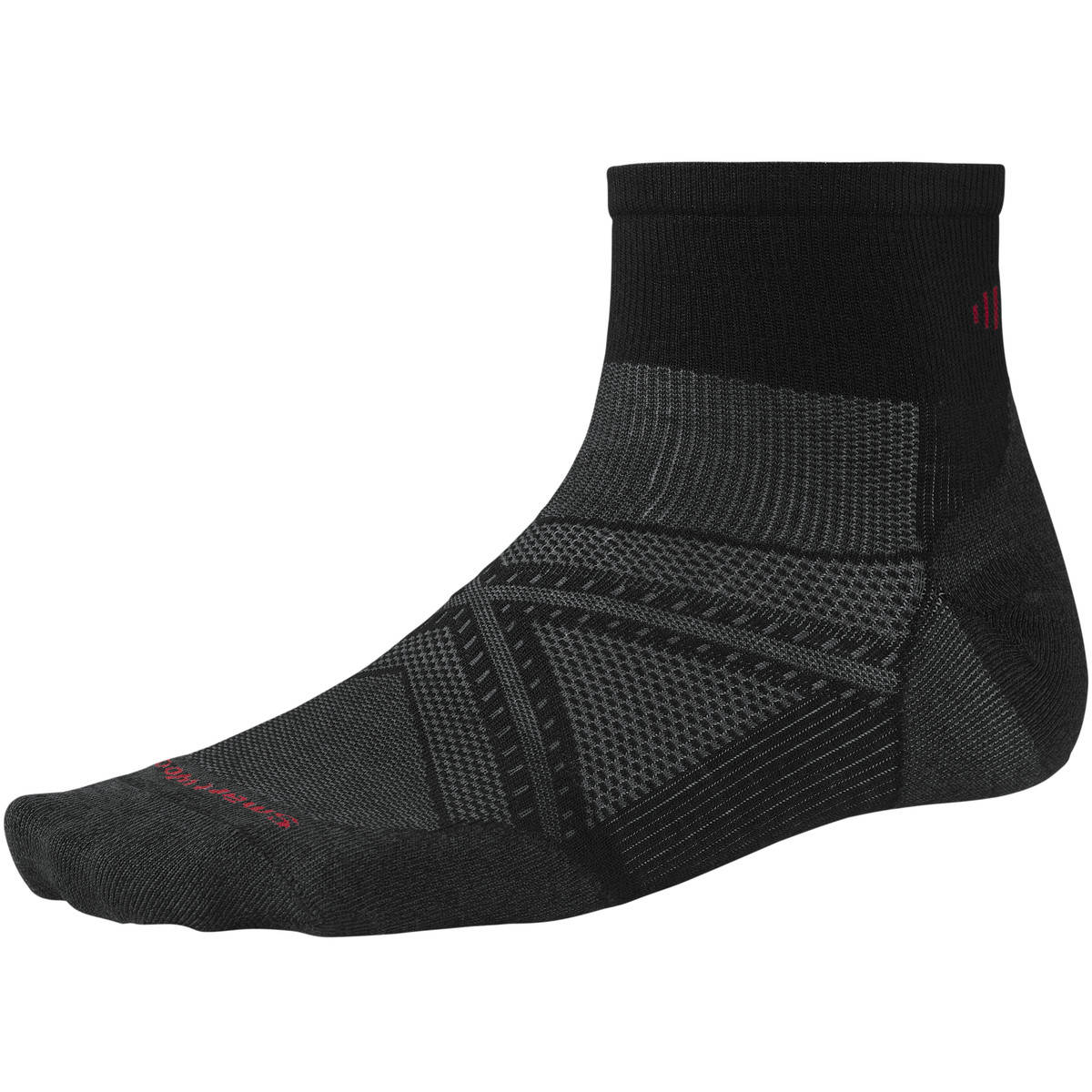 photo: Smartwool PhD Running Ultra Light Mini Sock running sock