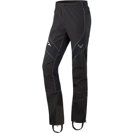 photo: Dynafit Racing DST U Pant soft shell pant