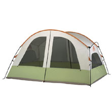 photo: Kelty Screenhouse warm weather tent