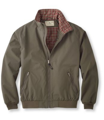 photo: L.L.Bean Men's Warm-Up Jacket synthetic insulated jacket
