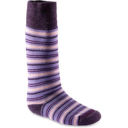 REI Hudson Stripe Wintersport Socks