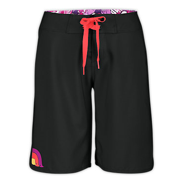 photo: The North Face Super G Boardshort Li active short