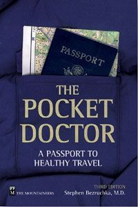 photo: The Mountaineers Books The Pocket Doctor first aid/safety/survival book