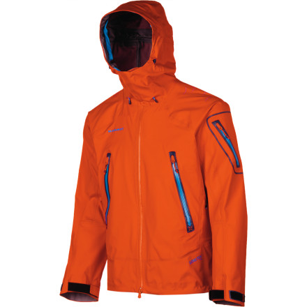 photo: Mammut Nordwand Jacket waterproof jacket