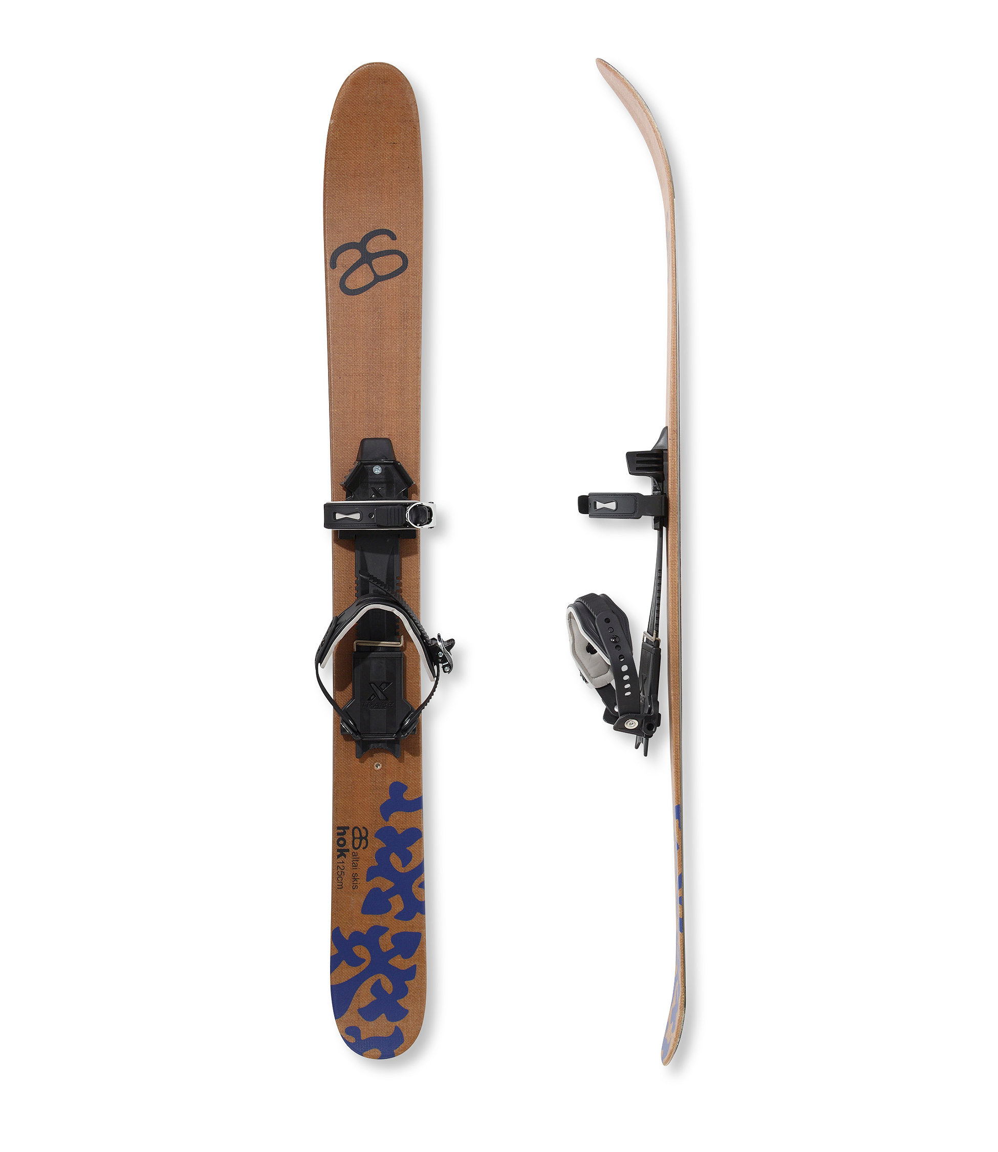 photo of a TSL nordic touring ski
