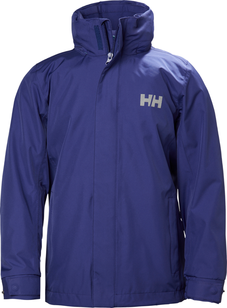 photo: Helly Hansen Jr Dubliner Jacket waterproof jacket