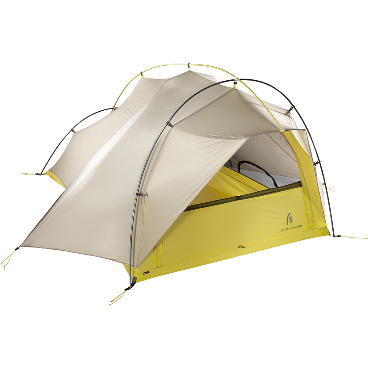 photo: Sierra Designs Lightning 2 UL three-season tent