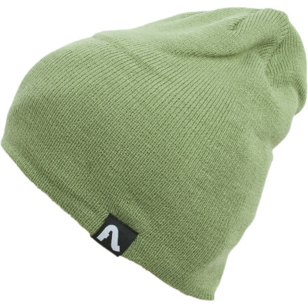 photo: Flylow Gear Mid Neck Beanie winter hat