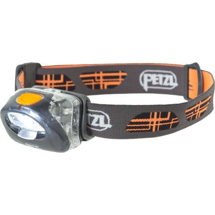 photo: Petzl Tikka 2 Core headlamp