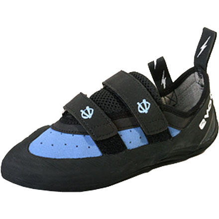 photo: evolv Hera climbing shoe