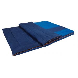 photo: Eureka! Sandstone 30º Double 3-season synthetic sleeping bag