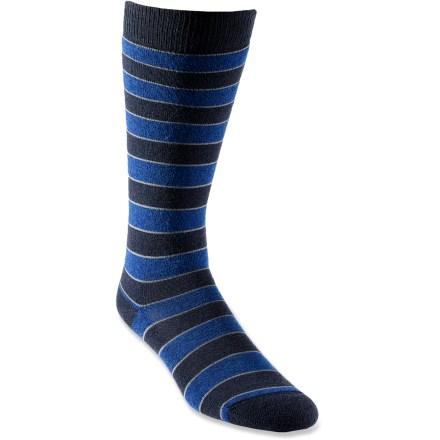 REI Dragon Stripe Winter Sport Socks