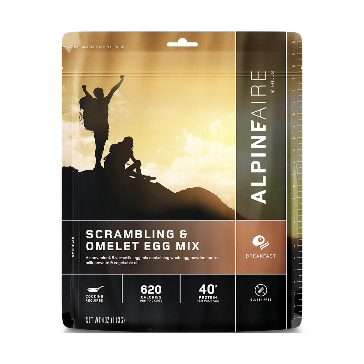 AlpineAire Foods Scrambling & Omelet Egg Mix