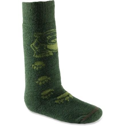 REI Bear Hug Wintersport Socks