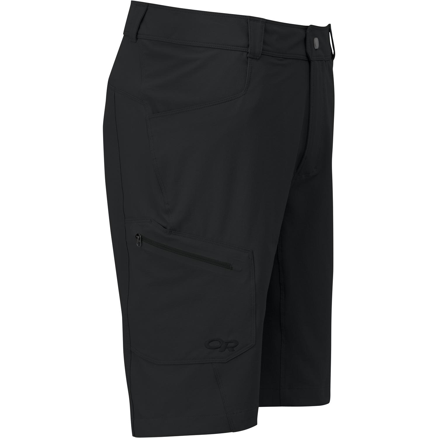 photo: Outdoor Research Contour Shorts hiking short