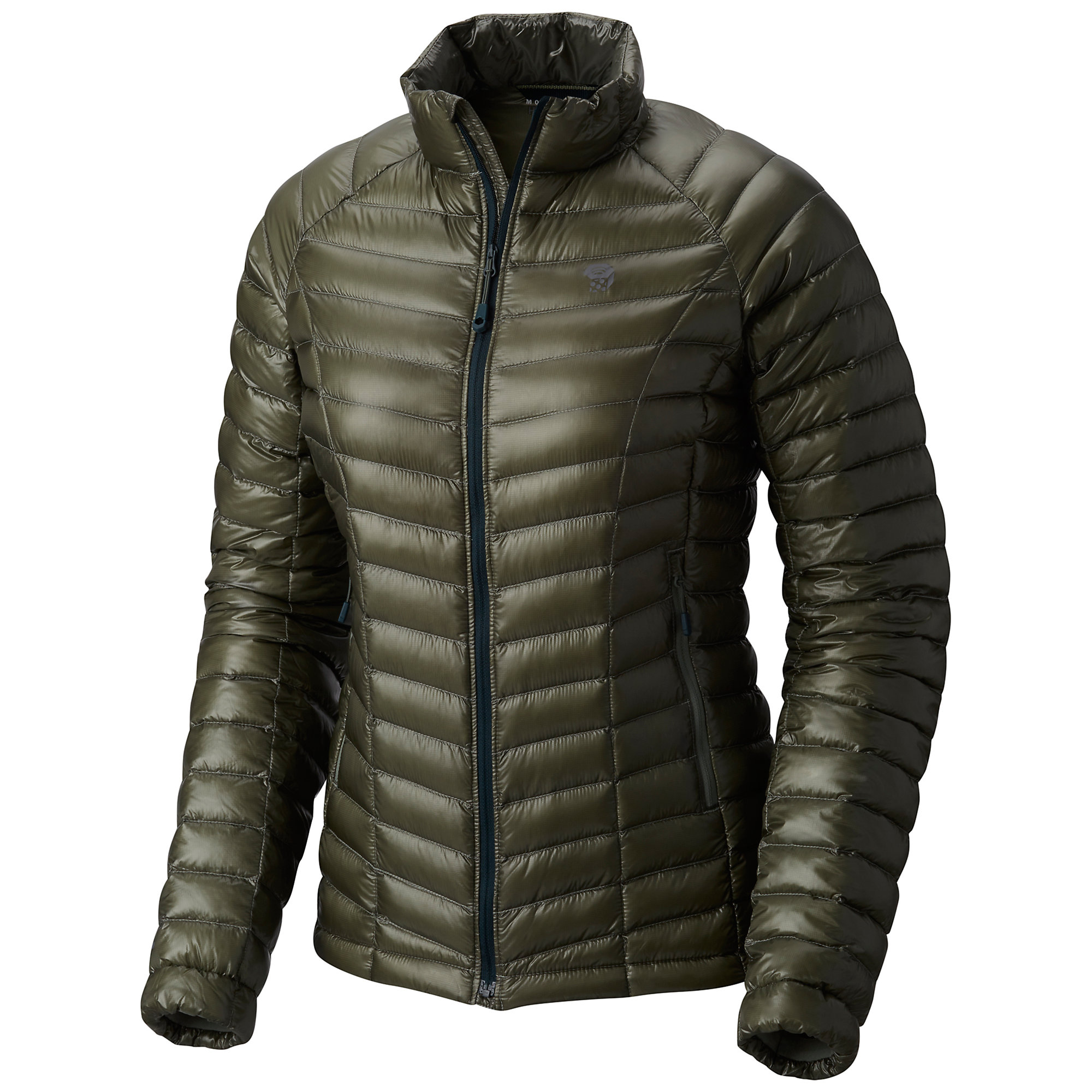 photo: Mountain Hardwear Women's Ghost Whisperer Down Jacket down insulated jacket