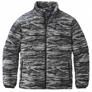 photo: Patagonia Boys' Down Sweater down insulated jacket