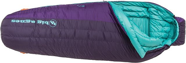 photo: Big Agnes Ethel 0° 3-season down sleeping bag