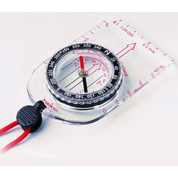 photo: Suunto Partner II handheld compass