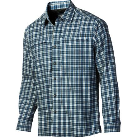 ExOfficio Trailing Off Micro Long-Sleeve Shirt