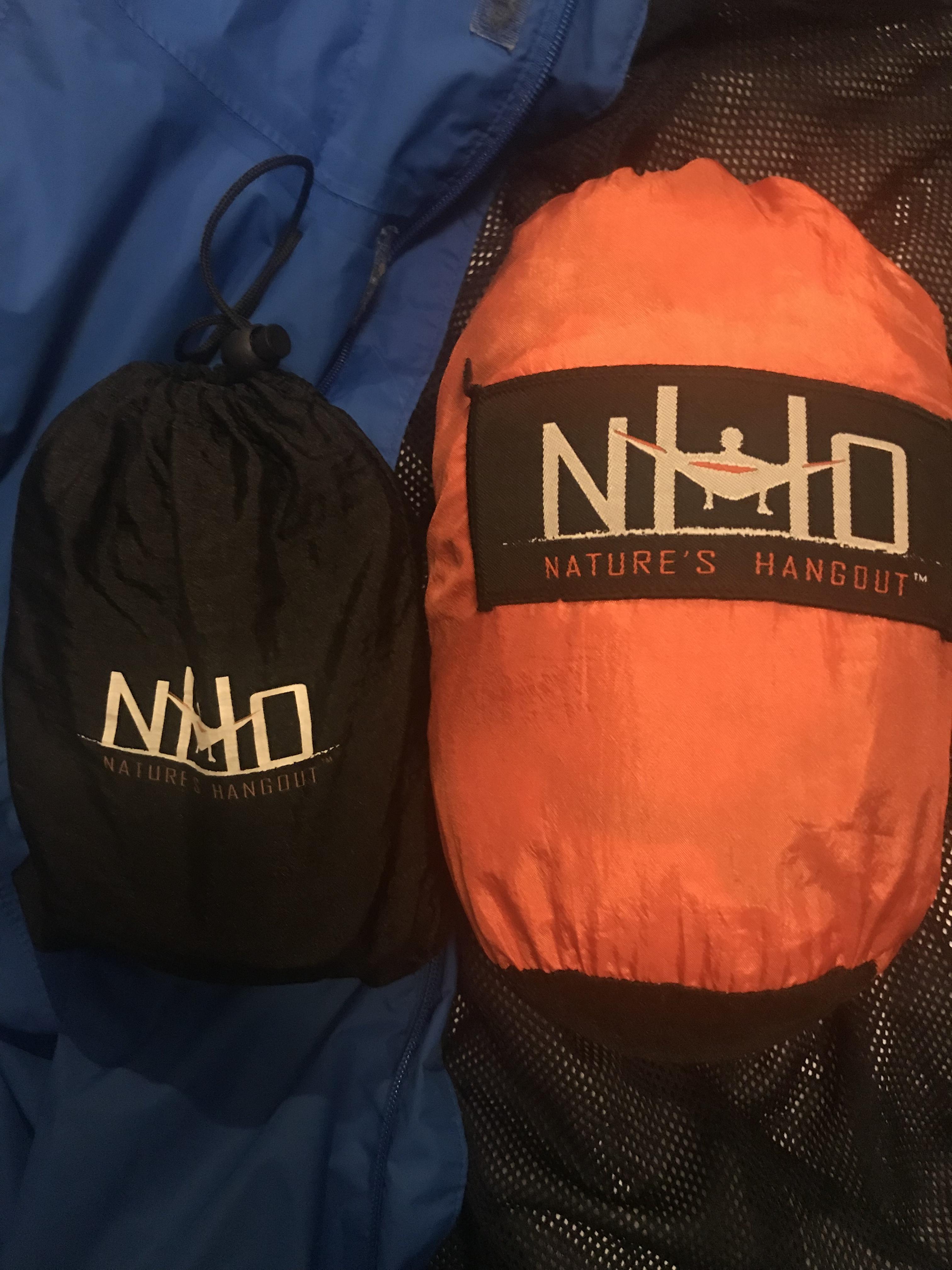 Nature's Hangout DoubleHang Camping Hammock