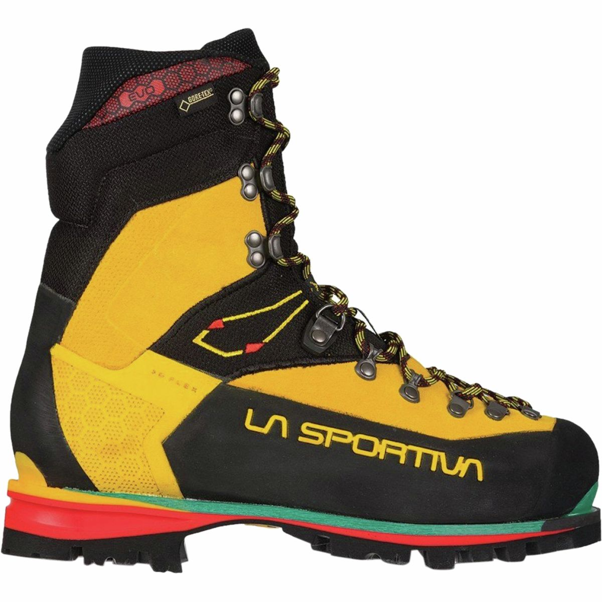 photo: La Sportiva Nepal EVO GTX mountaineering boot