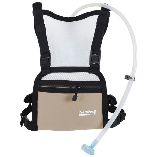 photo of a VestPac hydration pack