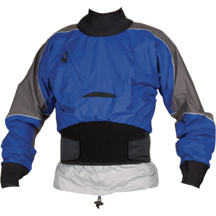 photo: Kokatat Tropos Helix Dry Top long sleeve paddle jacket