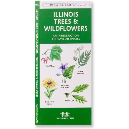 Waterford Press Illinois Trees and Wildflowers