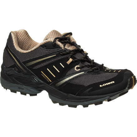 photo: Lowa Women's S-Cruise Mesh trail running shoe