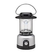 photo: Coleman 8D Family Size LED Lantern battery-powered lantern