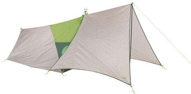 photo: Kelty Rover Tent and Tarp Combo three-season tent