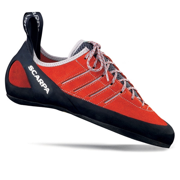 photo: Scarpa Thunder climbing shoe