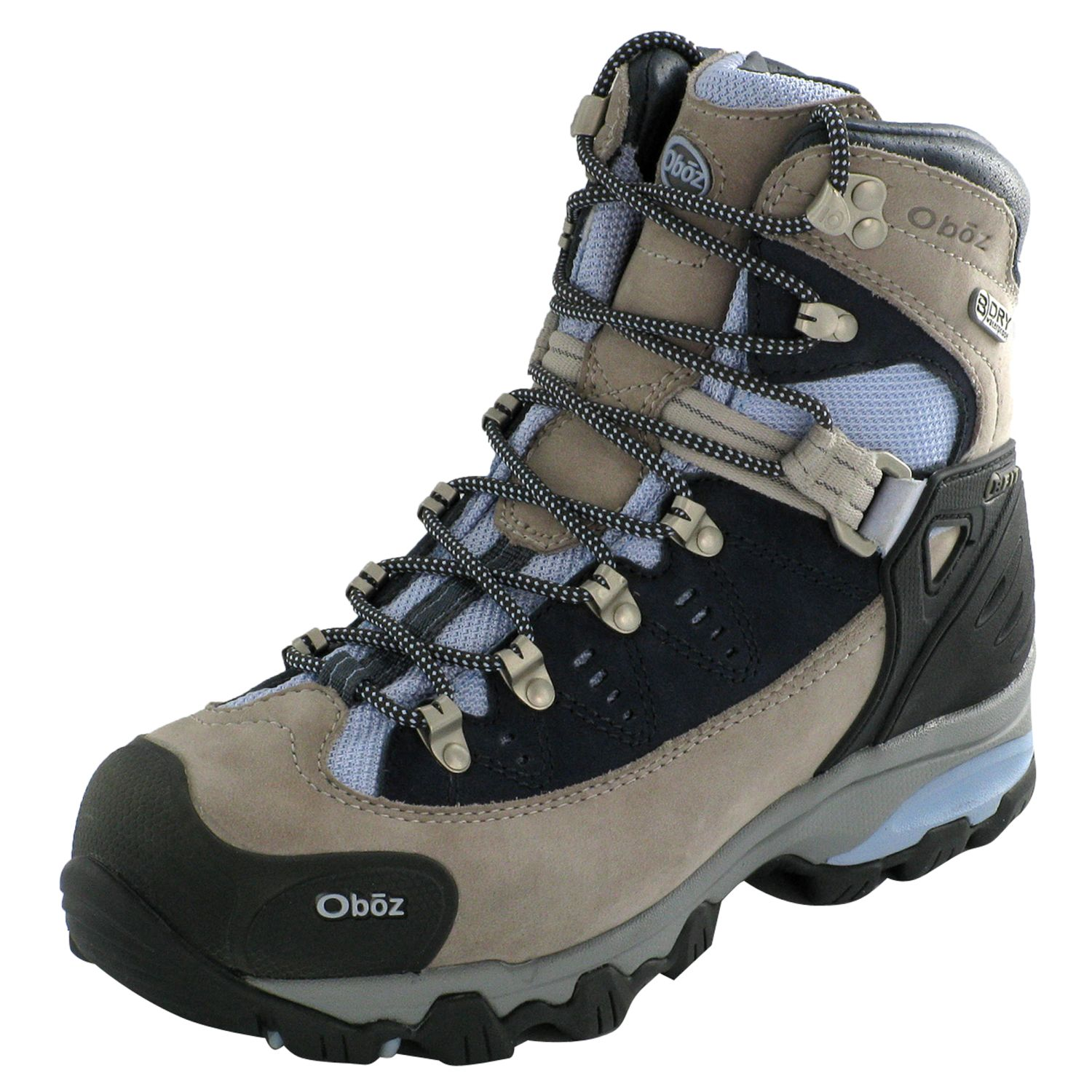 photo: Oboz Women's Beartooth backpacking boot